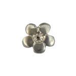 Flower - Silver Charm