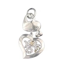 Dangle Heart Pendant