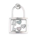 Lock Pendant